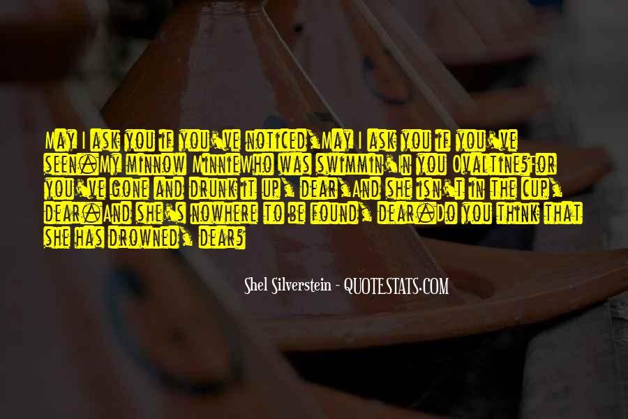 Shel Silverstein Quotes #959153