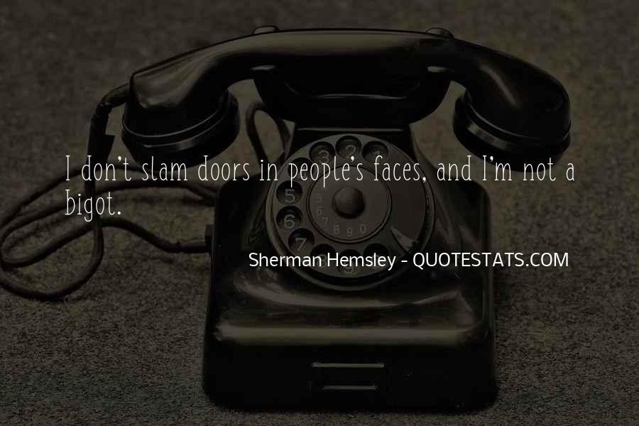 Sherman Hemsley Quotes #1434150
