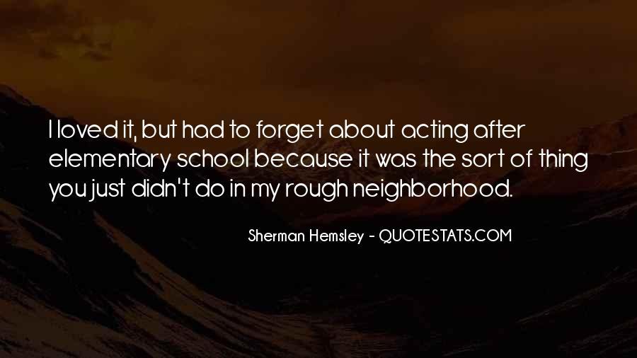 Sherman Hemsley Quotes #471734