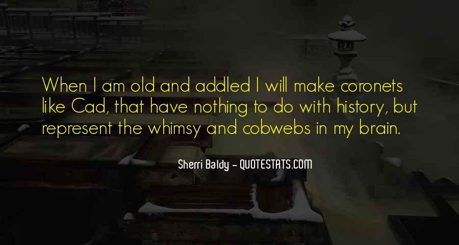 Sherri Baldy Quotes #1346847