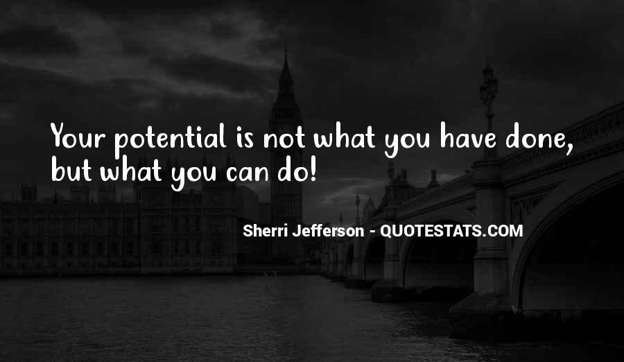 Sherri Jefferson Quotes #1642155