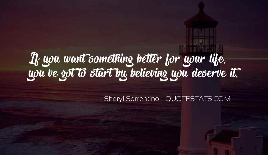 Sheryl Sorrentino Quotes #528091