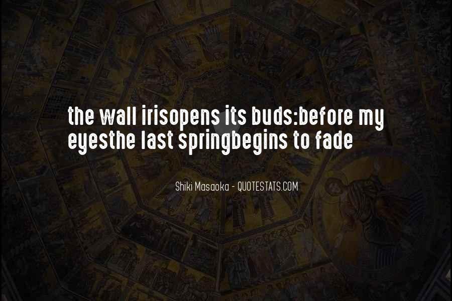 Shiki Masaoka Quotes #14539