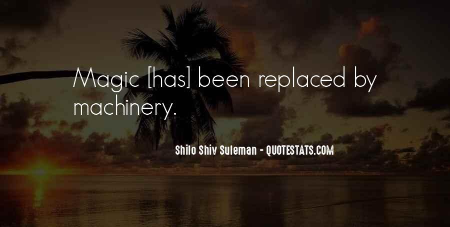 Shilo Shiv Suleman Quotes #717753