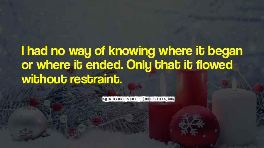 Shin Kyung-sook Quotes #160781