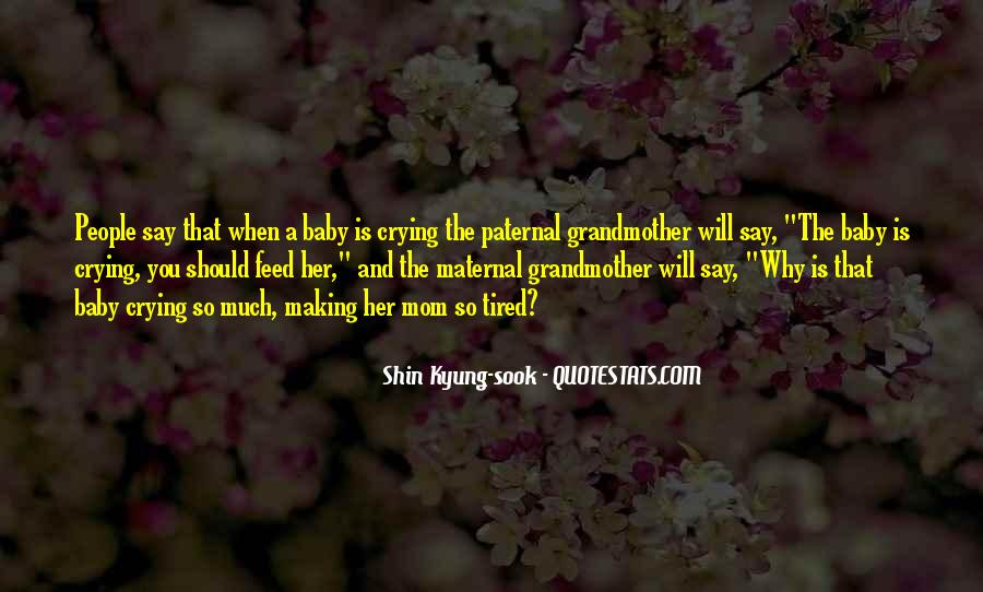 Shin Kyung-sook Quotes #1862541