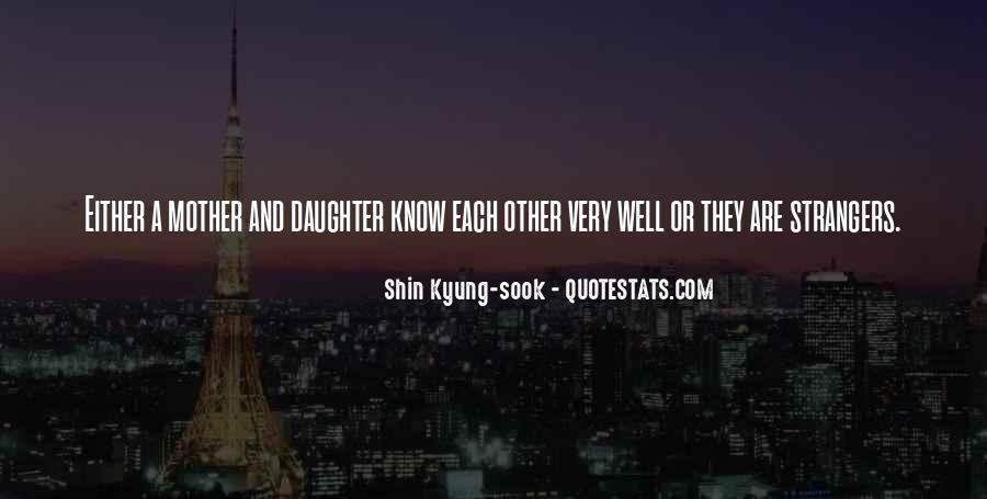 Shin Kyung-sook Quotes #227240