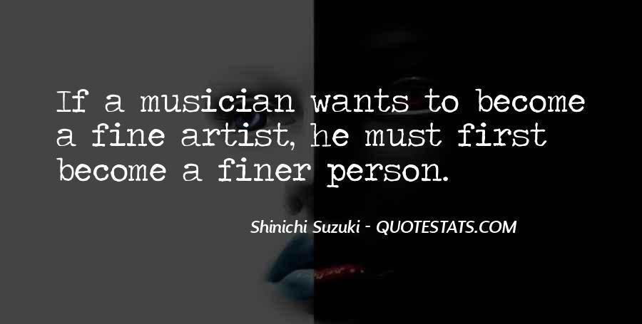 Shinichi Suzuki Quotes #1681255