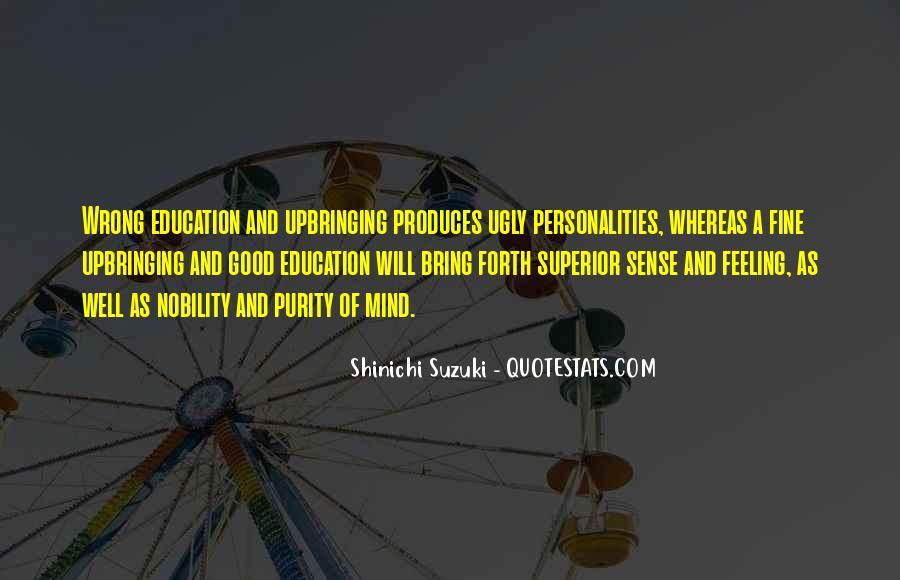 Shinichi Suzuki Quotes #175406