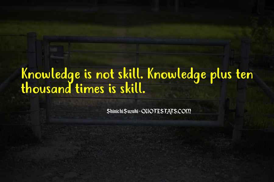 Shinichi Suzuki Quotes #1865194