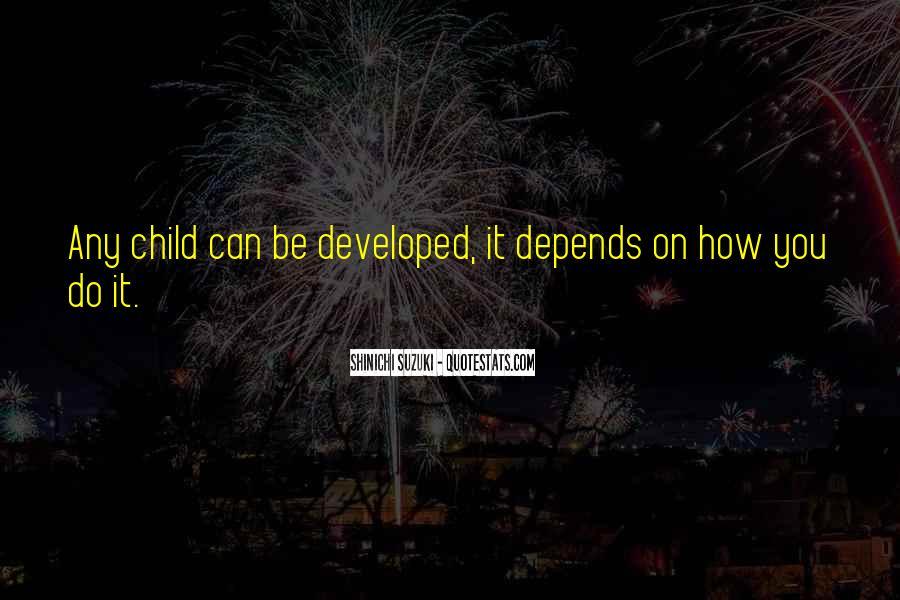 Shinichi Suzuki Quotes #538616