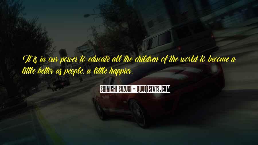 Shinichi Suzuki Quotes #821134