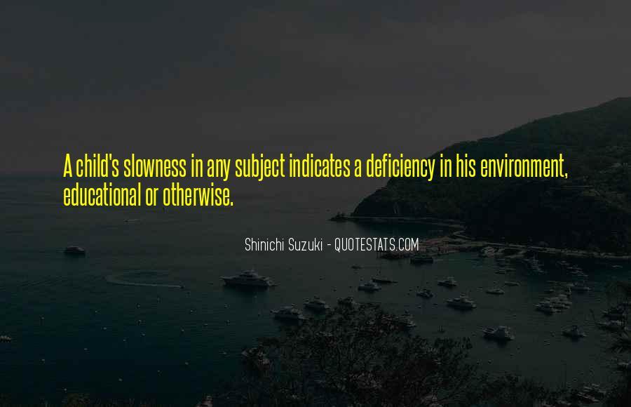 Shinichi Suzuki Quotes #829796