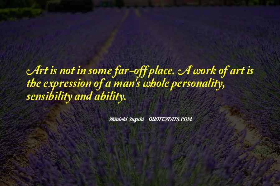 Shinichi Suzuki Quotes #946450