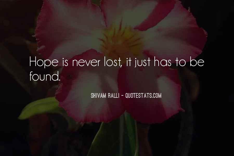 Shivam Ralli Quotes #992079