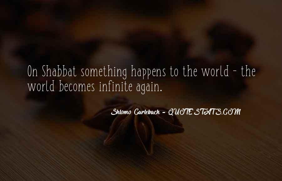 Shlomo Carlebach Quotes #88125