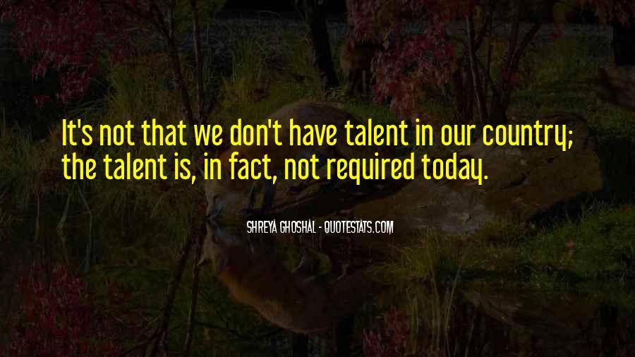 Shreya Ghoshal Quotes #1200977