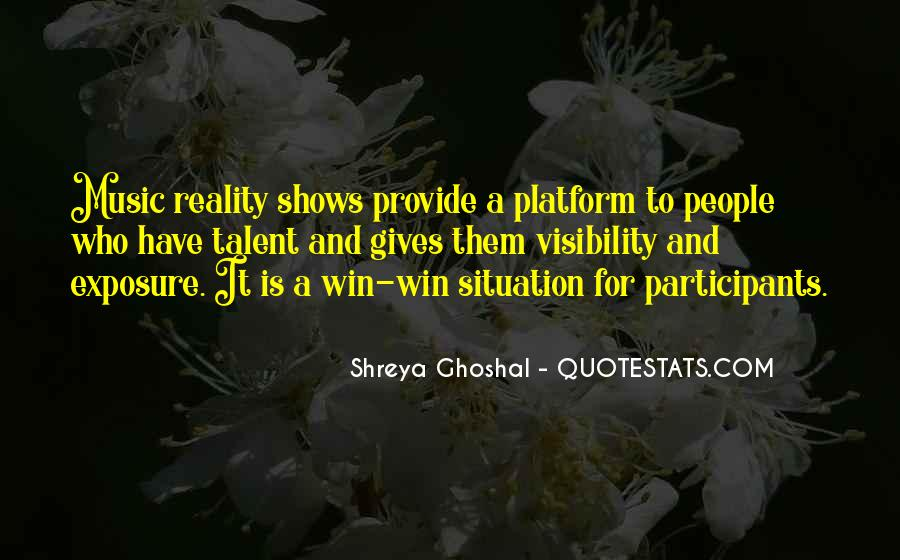 Shreya Ghoshal Quotes #1501399