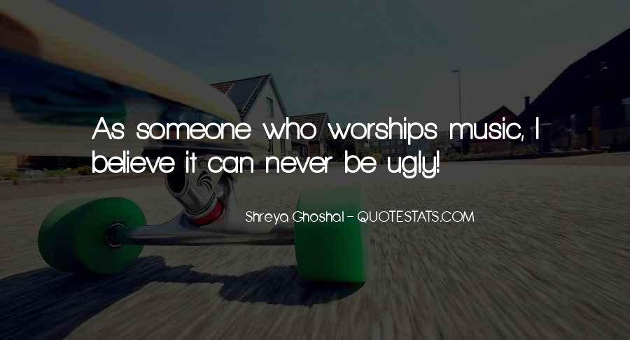 Shreya Ghoshal Quotes #600162