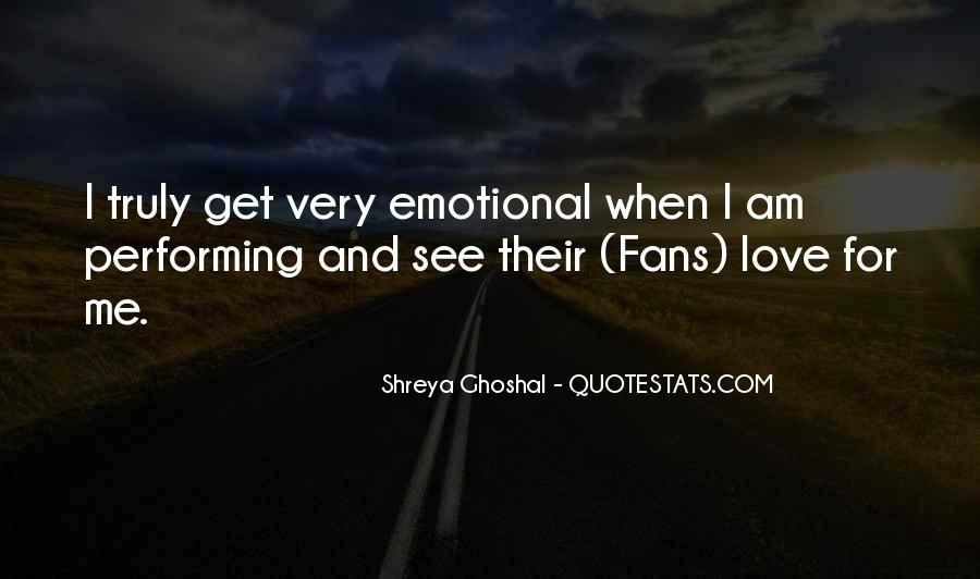 Shreya Ghoshal Quotes #860512