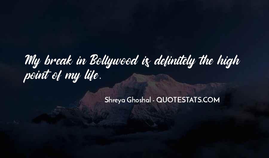 Shreya Ghoshal Quotes #868852