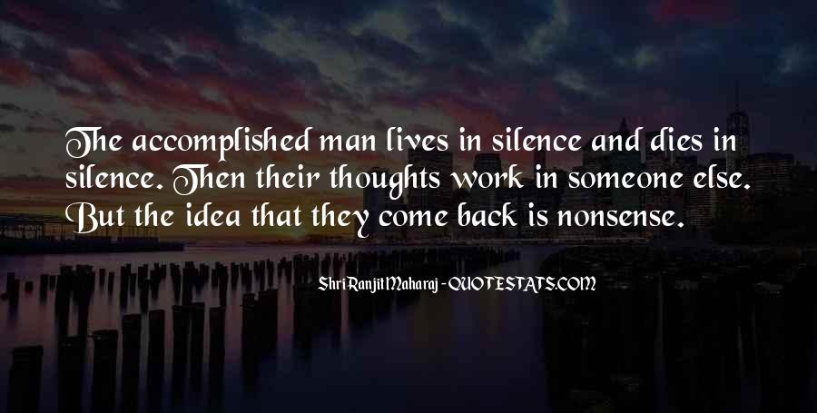 Shri Ranjit Maharaj Quotes #1865538