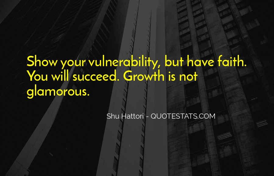 Shu Hattori Quotes #857737