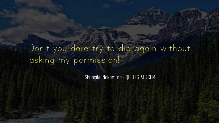Shungiku Nakamura Quotes #1307218