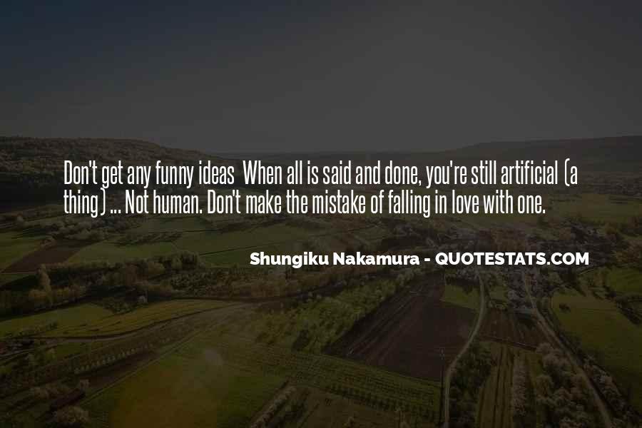 Shungiku Nakamura Quotes #168331