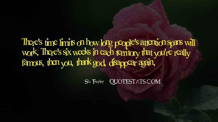 Sia Furler Quotes #1493621