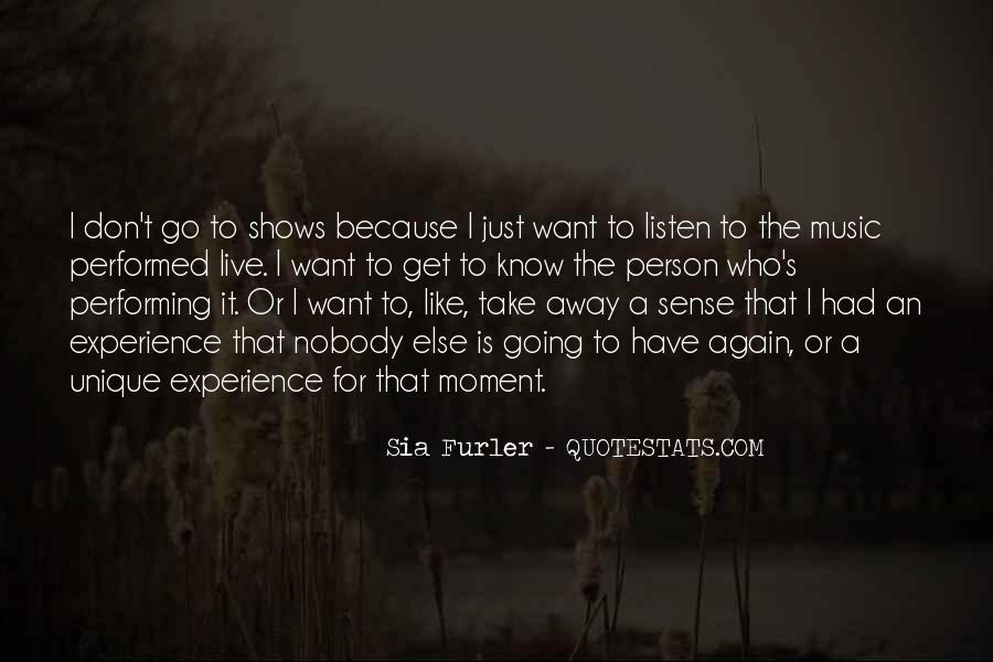 Sia Furler Quotes #1494698