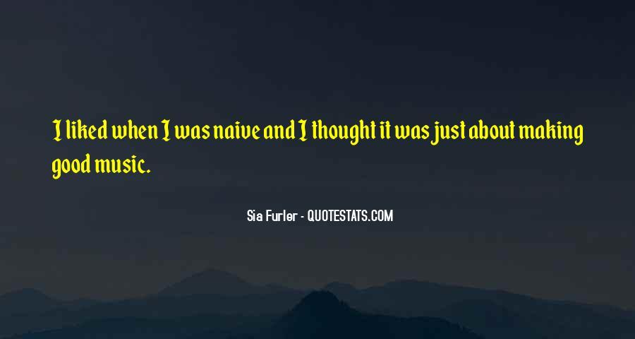 Sia Furler Quotes #1526325