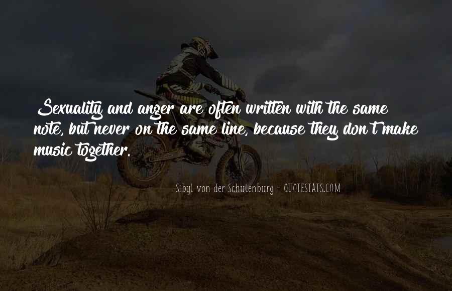 Sibyl Von Der Schulenburg Quotes #1062701