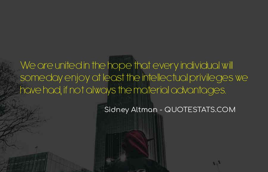 Sidney Altman Quotes #1112294