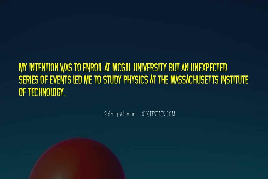 Sidney Altman Quotes #24552
