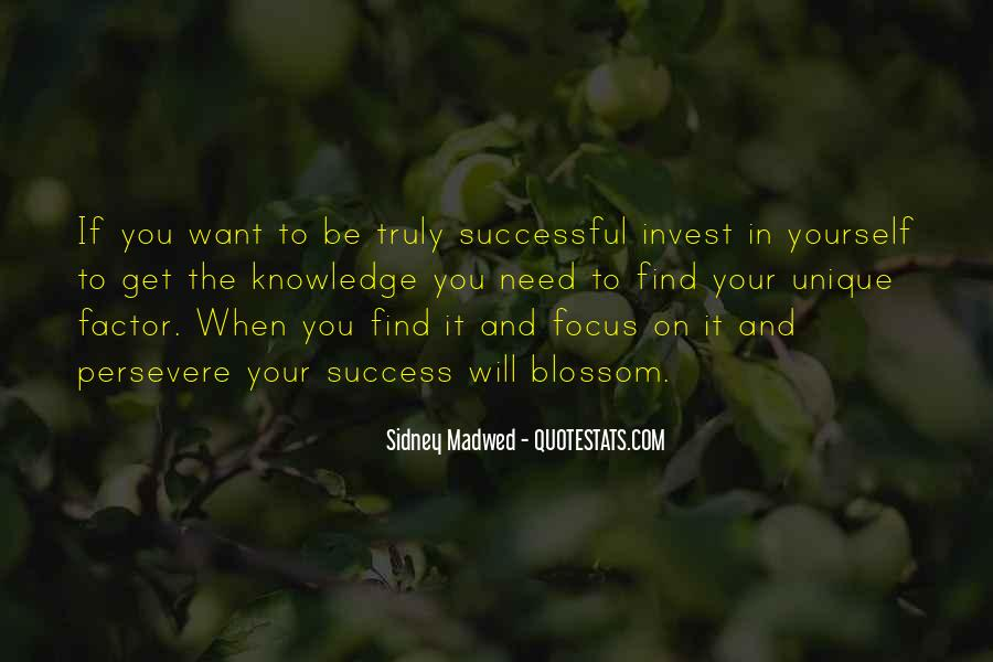 Sidney Madwed Quotes #938243