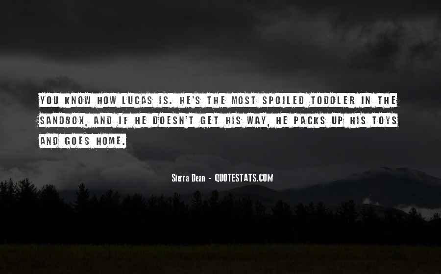 Sierra Dean Quotes #1786359