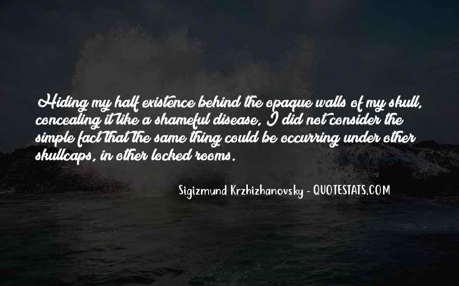 Sigizmund Krzhizhanovsky Quotes #1412945