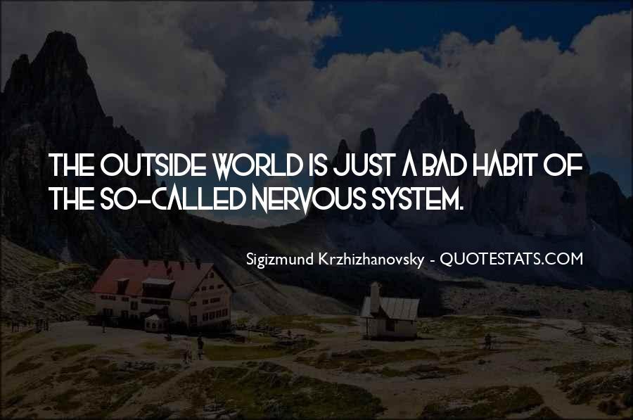 Sigizmund Krzhizhanovsky Quotes #2735