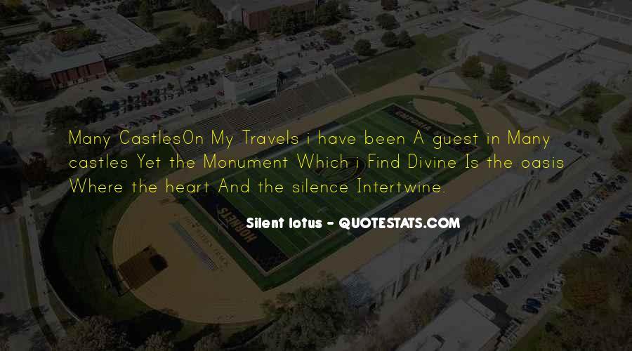 Silent Lotus Quotes #519669