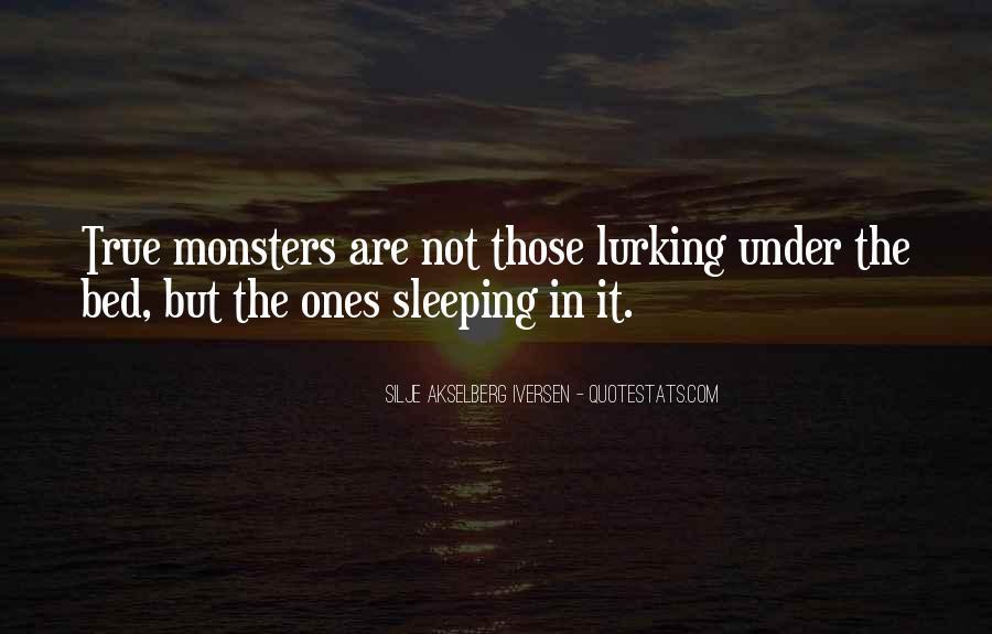 Silje Akselberg Iversen Quotes #931664