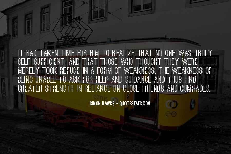 Simon Hawke Quotes #834221