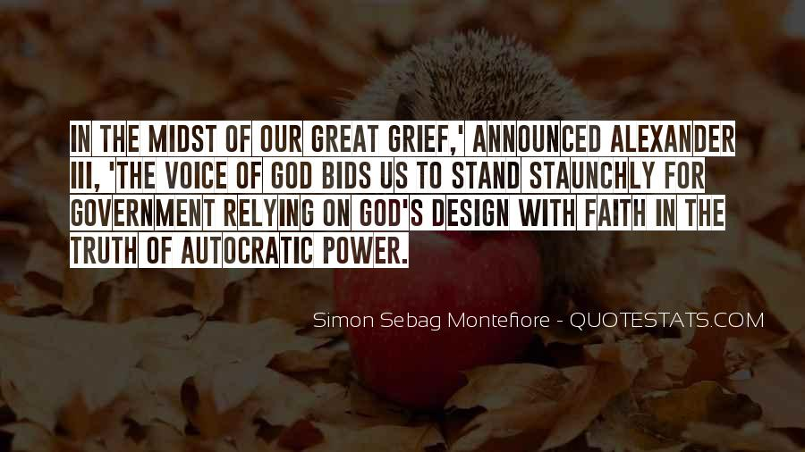 Simon Sebag Montefiore Quotes #1168750