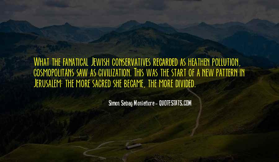 Simon Sebag Montefiore Quotes #1268091