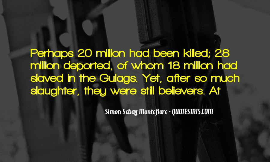 Simon Sebag Montefiore Quotes #144015