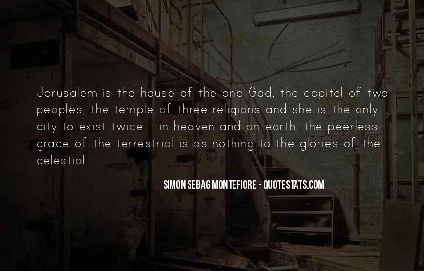 Simon Sebag Montefiore Quotes #1507404