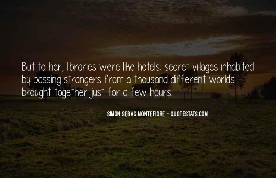 Simon Sebag Montefiore Quotes #195004