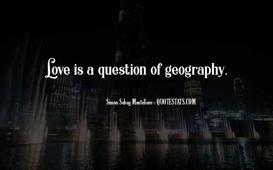 Simon Sebag Montefiore Quotes #246044