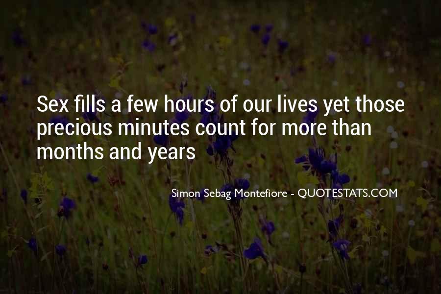 Simon Sebag Montefiore Quotes #346130