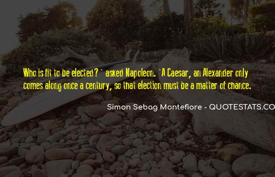 Simon Sebag Montefiore Quotes #423789